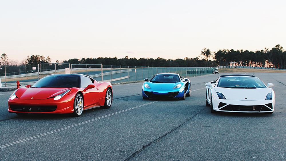 Ferrari Driving School New York >> Racing Experience